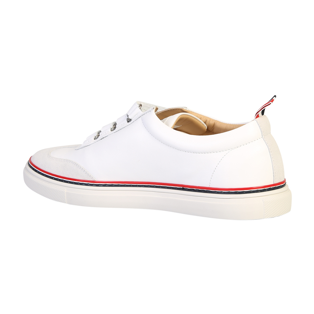 white sneakers | Thom Browne | Sneakers | Men's shoes