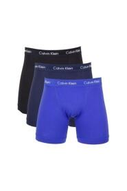 Niebieski Calvin Klein Underwear 3P Kufry