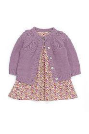 Lilla Noa Noa cardigan grape