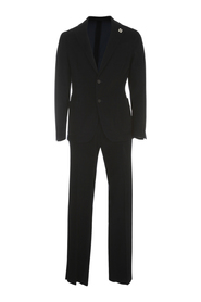 EASY DROP VELVET SUIT 2 STRIPES