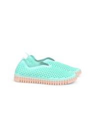 Tulip flats shoes