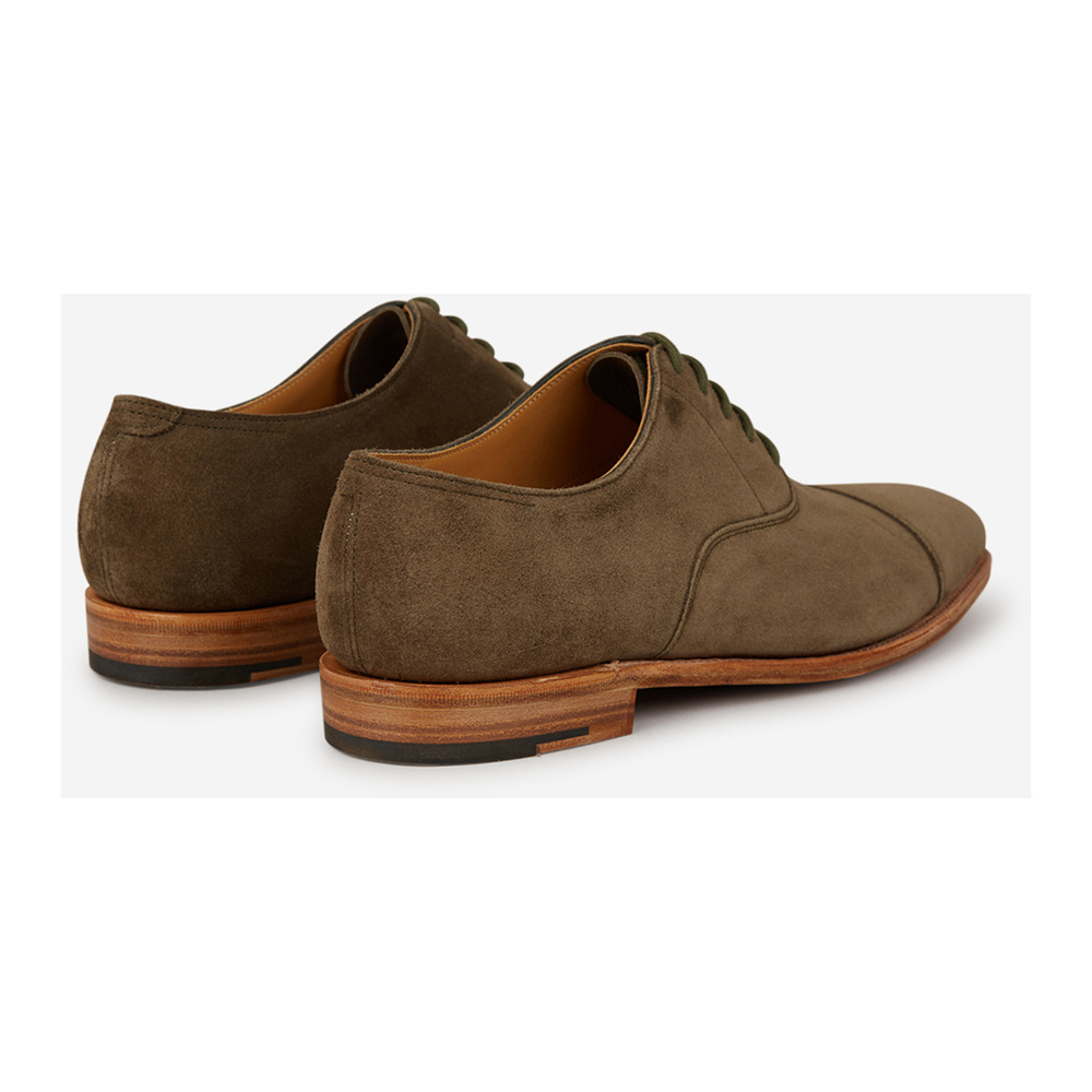 ARMY GREEN City II schoenen | John Lobb | Nette schoenen | Herenschoenen