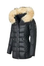 vinterjakke faux fur