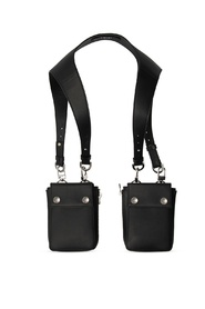 Harness with pouches