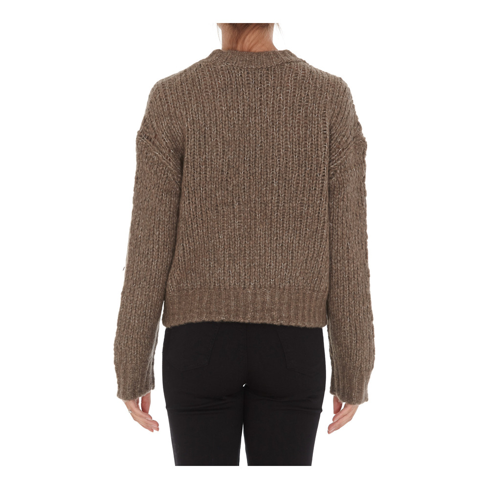 360Cashmere Brown Sweater 360Cashmere