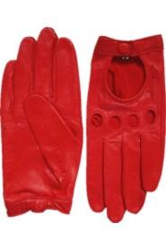 Skinnhandske Bilhandske Röd