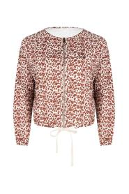 Peony Abstract Jacket