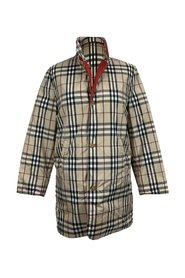 Nova Check Padded Reversible Jacket