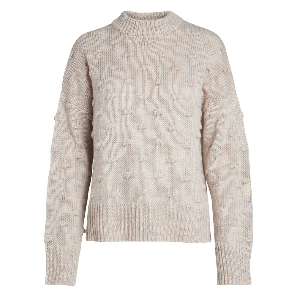 Pullover Long sleeved wool