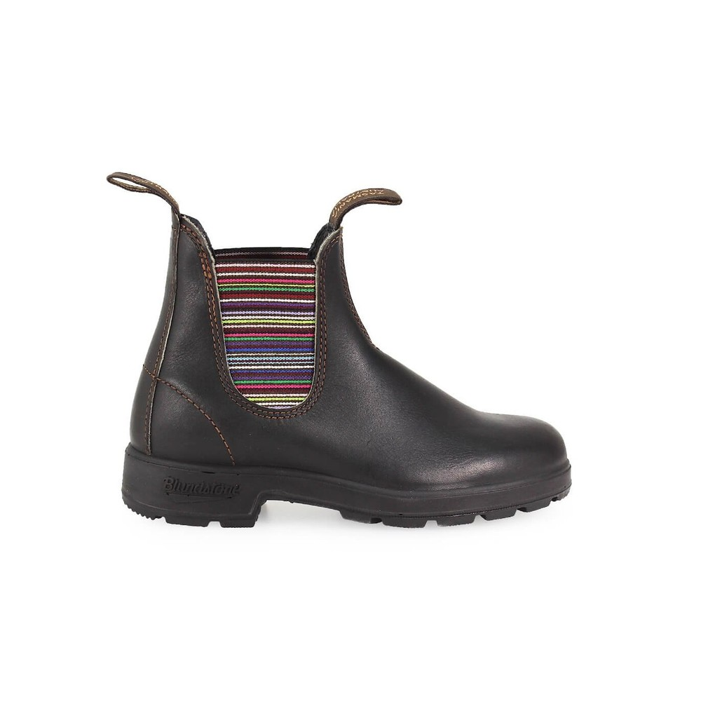 MULTICOLOR ELASTIC BOOT