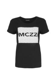 geprint t-shirt Sira