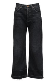 Jeans Sacha High Rise Wide Leg Too Late