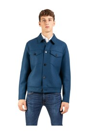 Giacca western pressed