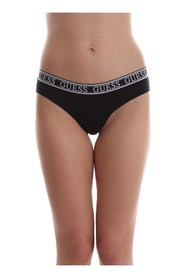 GUESS W82Z17 JR017 THREE PACK UNDERWEAR Women Black
