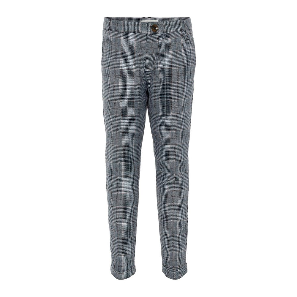 Suit trousers checked
