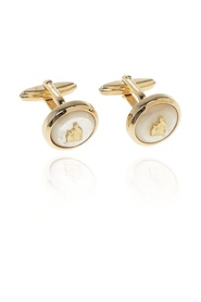 Embellished cufflinks