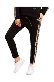 Spodnie baggy z lampasem Salsa Look