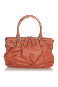 Pre-owned Sukey Leather Satchel