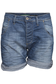 Short Please/blauw