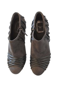 Pre-owned Flat shoes