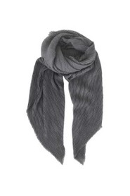 NOISY pleated scarf