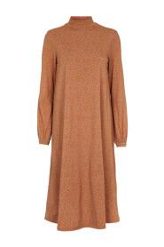 Elba Roll-neck Dress