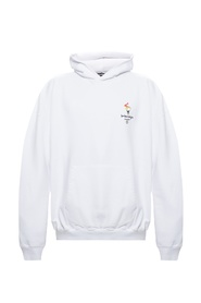 Logo Size Hoodie