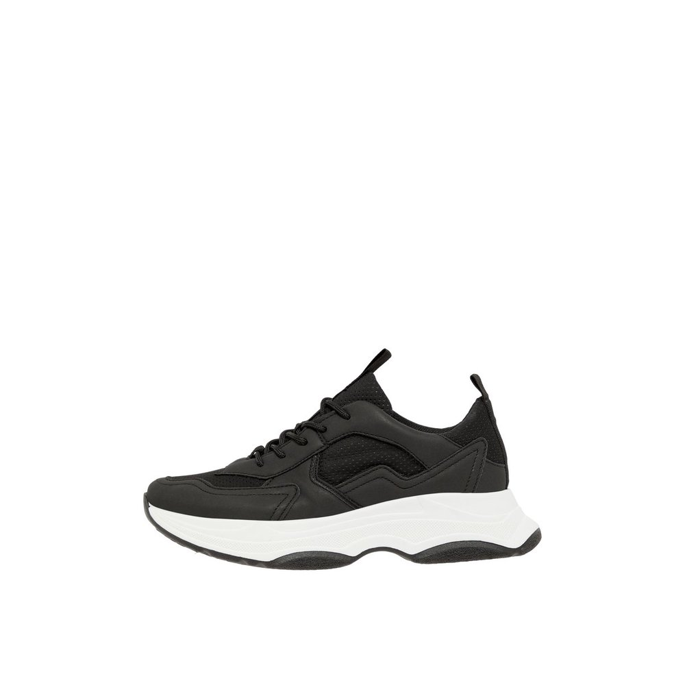 Rubber-sole Chunky Trainers