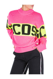 women's jumper sweater crew neck round colorful