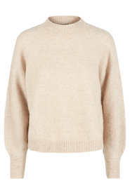 Knitted Pullover Balloon