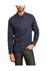 St-Germain cotton and cashmere shirt