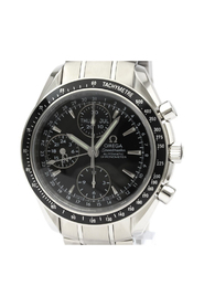 Pre-owned Speedmaster Day Date Steel Automatic Mens Watch 3220.50