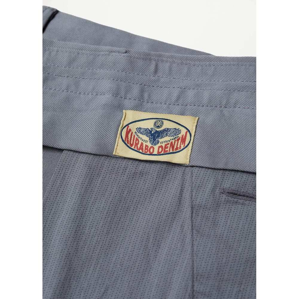 MANGO Grey Chinosbyxa slim fit premium MANGO