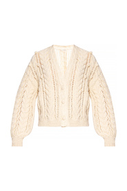 Lilo cable-knit cardigan