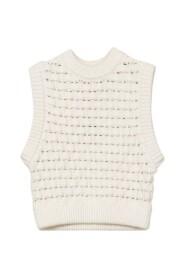 Knit Vest - Vintage