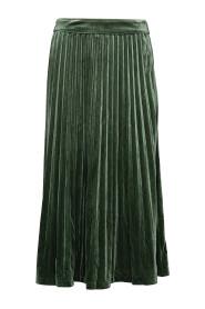 Clara Velvet Skirt