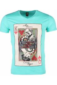 T-shirt - James Bond Casino Royale Print