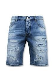 Shorts - Ripped Short - 9073