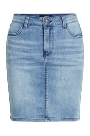Objwin new denim skirt - Object