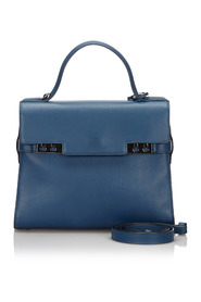 Leather Tempete MM Satchel