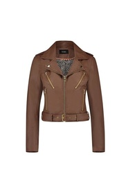 Leather jacket Moss 302010013