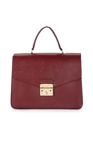 Metropolis M leather handbag