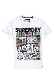 Superdry Ticket Type Infill Tee