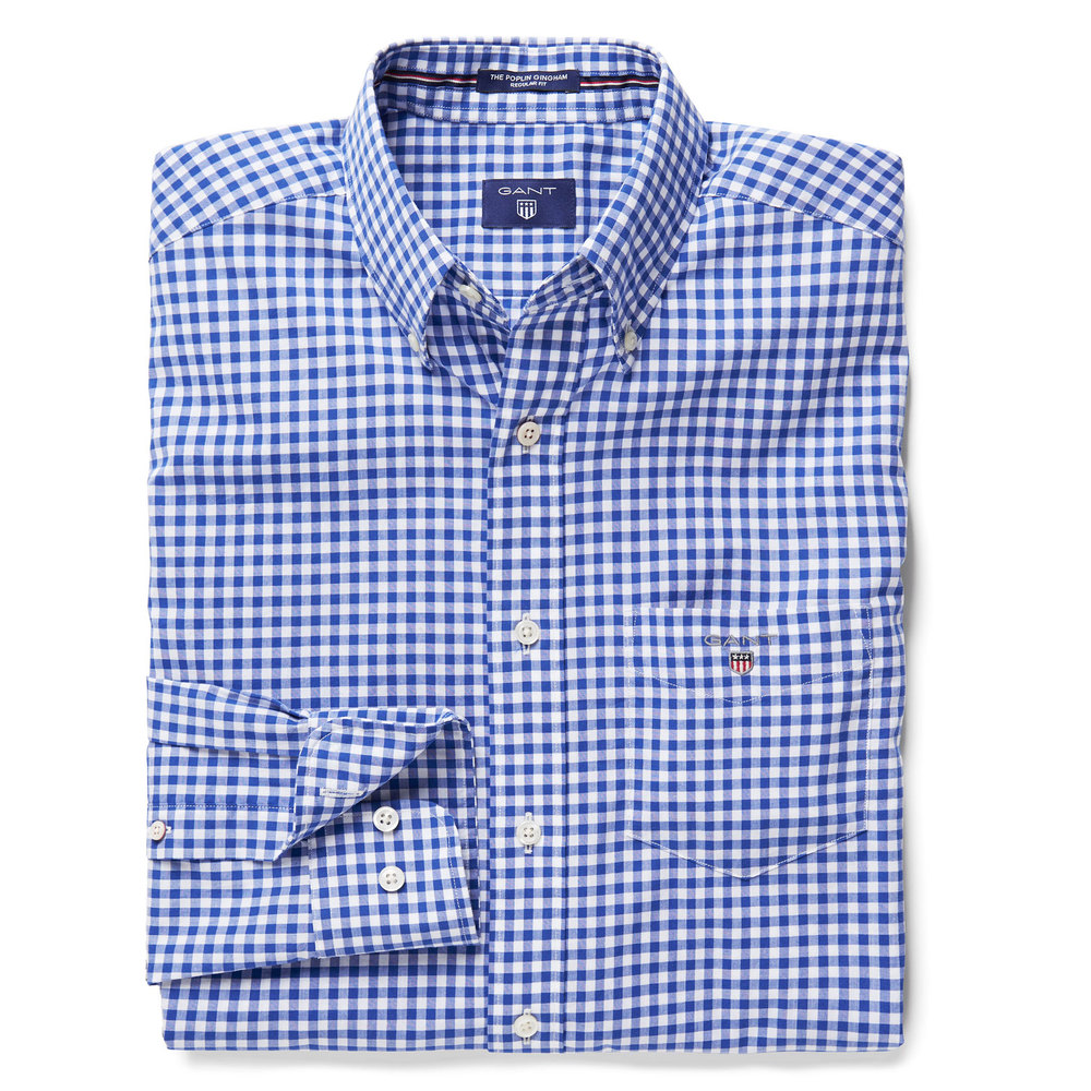 GANT shirt, THE POPLIN
