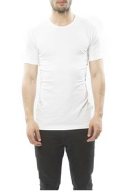 Claesens Men T-Shirt Round neck White (2 pack)