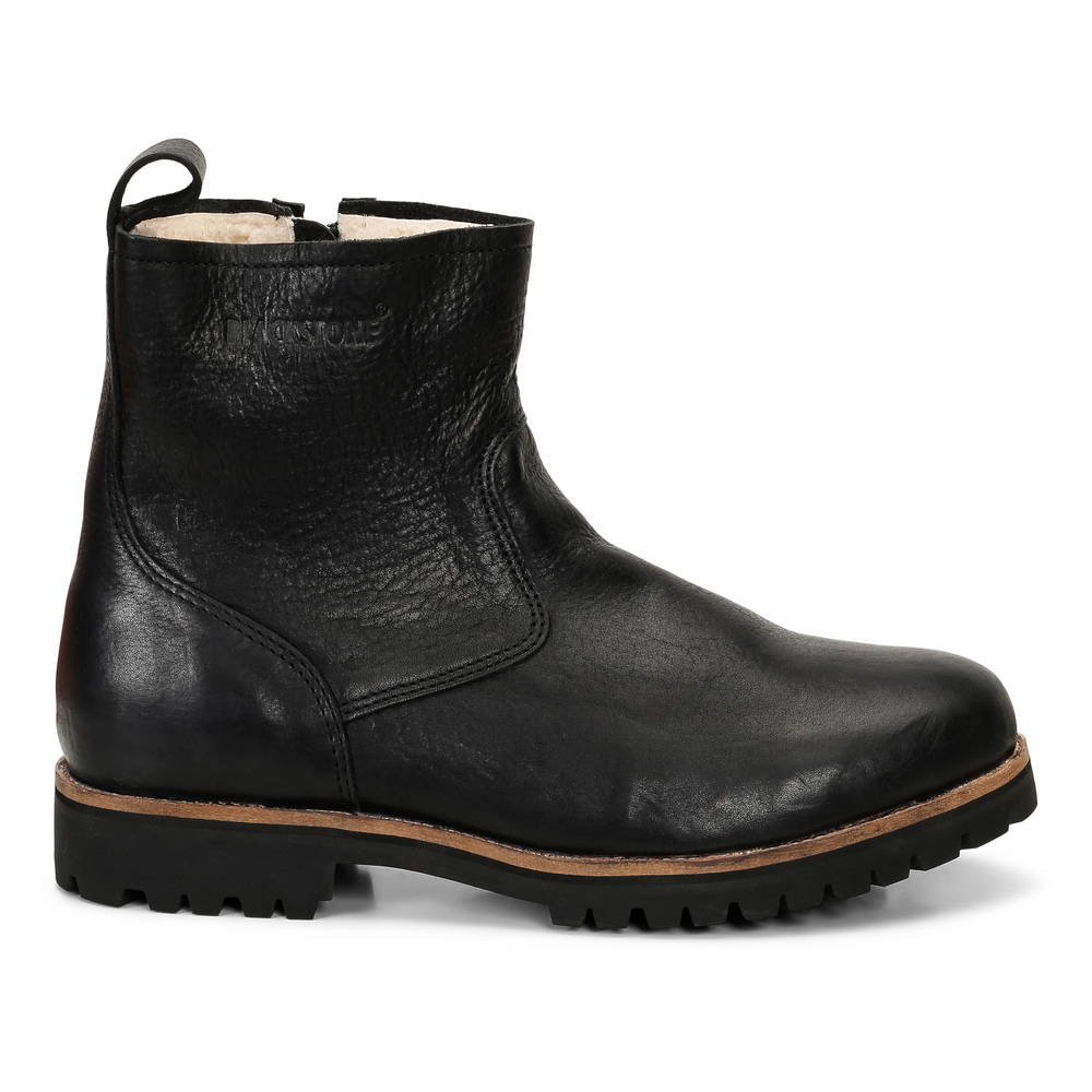 Black Turn Foret Boots | ECCO | Vintersko | Miinto.no