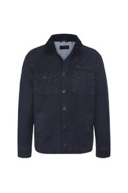 Timber2 cotton jacket lined with wool