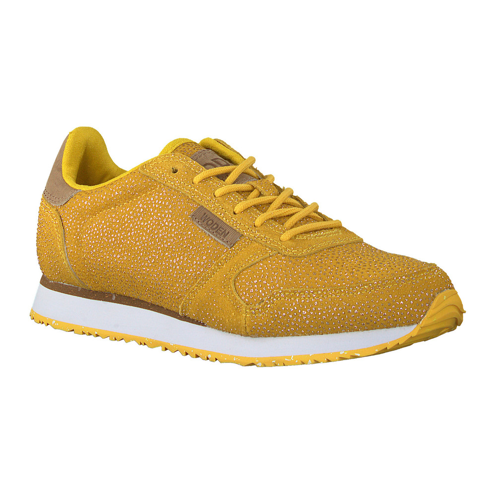 Yellow Sneakers  Woden  Sneakers