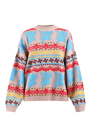loose fit sweater