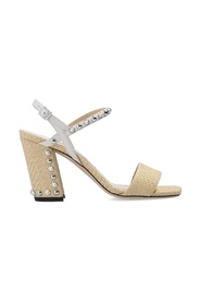 Aadra sandaler med hæl